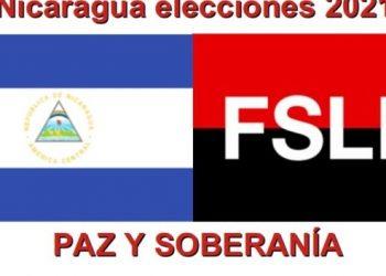 Acto público: «Nicaragua, elecciones 2021. Paz y Soberanía»