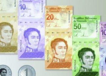 Venezuela pone en vigencia este viernes nueva expresión monetaria